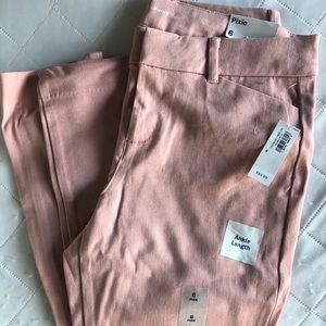 Old Navy Mid Rise Ankle Pixie Chinos